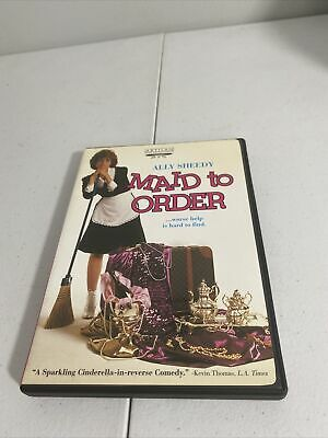 $11.99 • Buy Maid To Order (DVD, 2002)