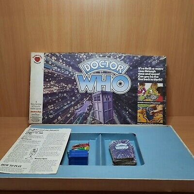 £12.99 • Buy Doctor Who And The Planets Of Monsters Strawberry Fayre Board Game - FREE UK P&P
