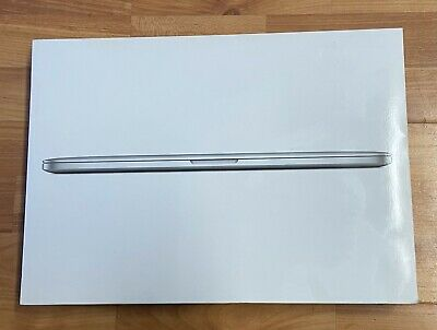 $21.50 • Buy APPLE MacBook Pro 15  Silver A1398 ~ Empty BOX ONLY