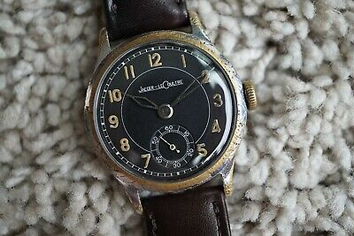 £1200 • Buy Jaeger-LeCoultre Luftwaffe - WWII Military Watch - Cal 463 WWW German Air Force