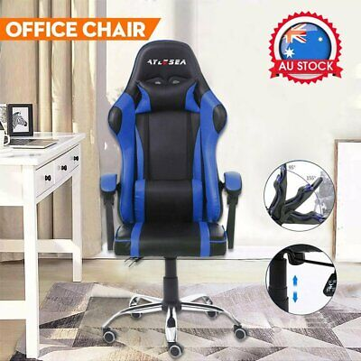 AU85 • Buy Gaming Chair Office Chair Computer Mesh Chairs Executive Seating Work Study Seat