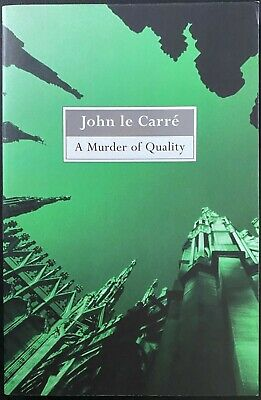 £8.99 • Buy A Murder Of Quality By John Le Carre (Paperback, 2000)