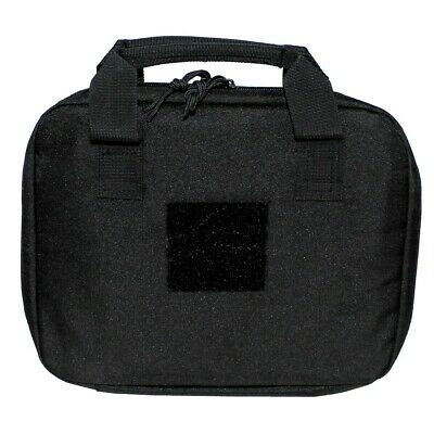 £13.99 • Buy Mfh Pistol Case Soft Padded Black Weapons Case Sidearm Airsoft Security 30771a