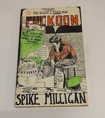 £4.49 • Buy Puckoon By Spike Milligan Book
