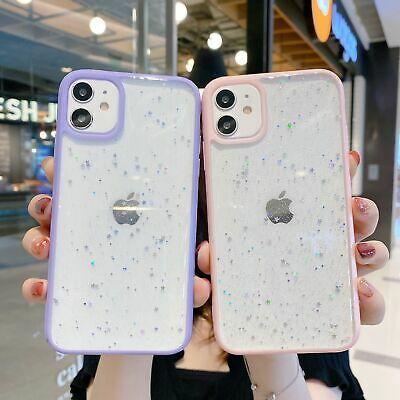 AU8.79 • Buy Phone Case For IPhone 12 11 Pro X XS Shockproof  Silicone TPU Clear Back Cover