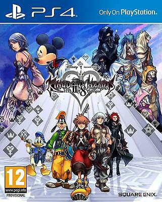 £10.75 • Buy Kingdom Hearts HD 2.8 Final Chapter Prologue PS4 PlayStation 4 Brand New Sealed
