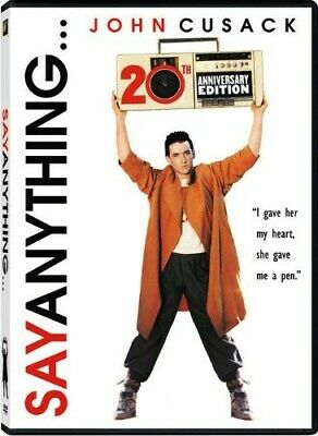 AU11.99 • Buy Say Anything (ws) New Dvd