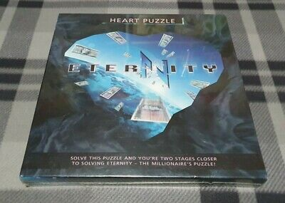 £29.95 • Buy Eternity Heart Puzzle New Factory Sealed