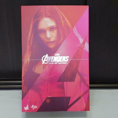 $ CDN522.42 • Buy Hot Toys Avengers Scarlet Witch Captain America Age Of Ultron Action Figure Used