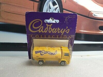 £7.99 • Buy Majorette - Cadbury's - Caramel Tanker - Small Scale Toy Car - 3/6 To Collect