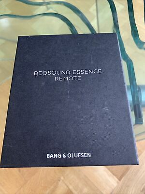 £174.99 • Buy Bang & Olufsen Beosound Essence Remote Control-table Top  Version With Box