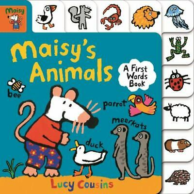$7.31 • Buy Maisy's Animals: A First Words Book , Board Book , Cousins, Lucy