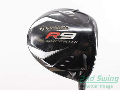 £109.65 • Buy TaylorMade R9 SuperTri Driver 10.5° Graphite Stiff Right 46.25in