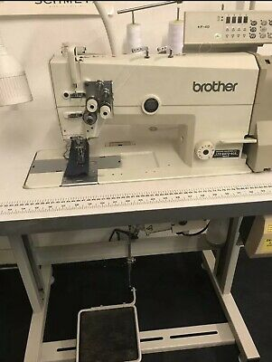 £1175 • Buy Brother Fully Automatic Large Spools Twin Needle Sewing Machine