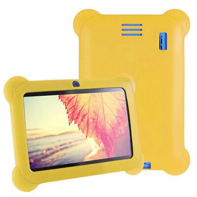 AU88.07 • Buy 7'' Inch Kids Tablet PC Android 4.4 Quad Core Dual Camera WiFi 4GB KidsTablet NP