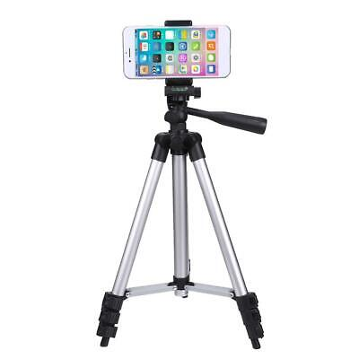 £5.69 • Buy Universal Mobile Phone Tripod Stand Grip Holder Mount For Cameras Phones Travel