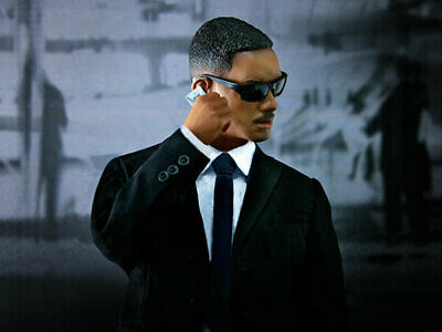 $249 • Buy 1/6 12 In CYBER HOBBY Men In Black 3 Will Smith Agent J W Frank The Pug Figure