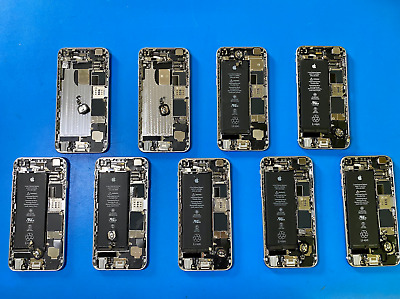 $ CDN100.71 • Buy LOT OF 9 Apple IPhone 6 Gray A1549 IC Locked NO LCD FOR PARTS ONLY