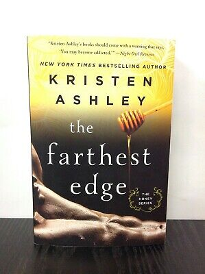 AU24.50 • Buy The Farthest Edge By Kristen Ashley (Paperback, 2017) (The Honey Series)
