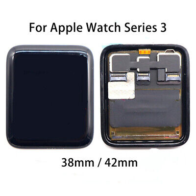 $ CDN131.55 • Buy For Apple Watch Series 3 IWatch LCD Display Touch Screen Digitizer Replace Assem