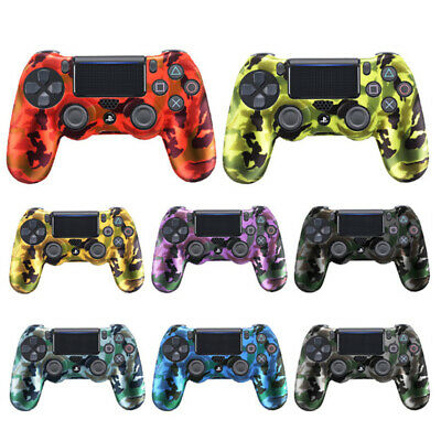 AU14.50 • Buy Protective Case Controller Cover Shell For PS4 Game Handle Silicone Anti-Fall