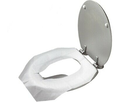 £1.95 • Buy Disposable Toilet Seat Covers Camping Festival Public Loo Toilets