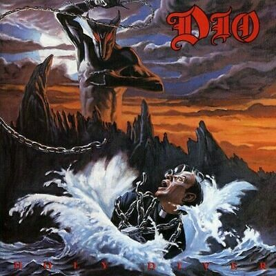 £7.19 • Buy Dio - Holy Diver Brand New And Sealed.