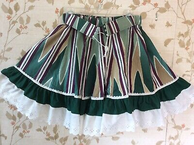 $32 • Buy Square Dance Skirt By Fun And Fancy Originals