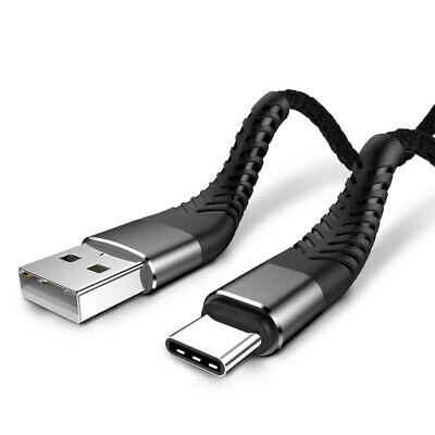 AU10.29 • Buy USB C Type C To USB For Samsung Huawei Fast Charging Charger Cable Braided Cord