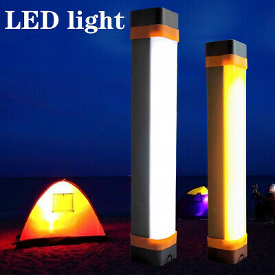 AU18.39 • Buy LED Magnetic Camping Hiking Light Tent Lamp Portable Lantern Rechargeable AU