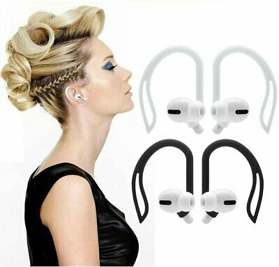 $ CDN4.97 • Buy For Apple AirPods 1/2 Pro TPU Silicone Ear Hooks Anti-lost Earphone Holder Cover