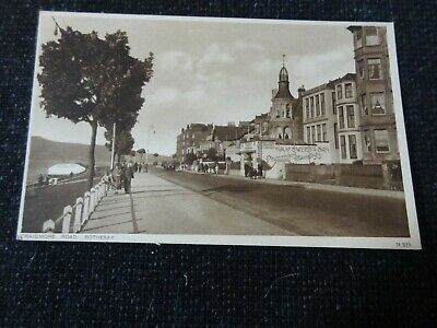 £5 • Buy Craigmore Road Rothesay Postcard Argyll & Bute - 42873