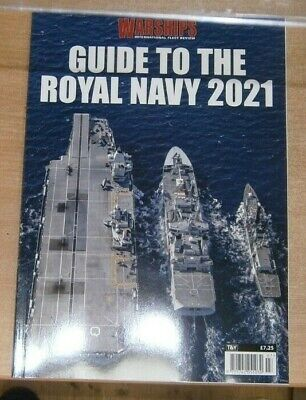 £11.25 • Buy Warships International Fleet Review Magazine Guide To The Royal Navy 2021
