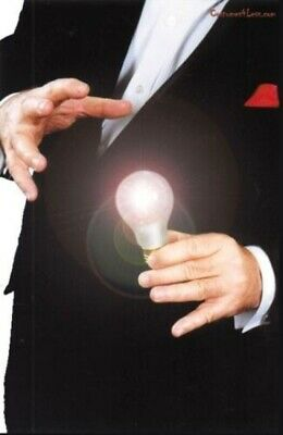 £9.99 • Buy Magic Trick Light Bulb Prop Performance Toys Stage Prop Joke Comedy Gag Toy Gift