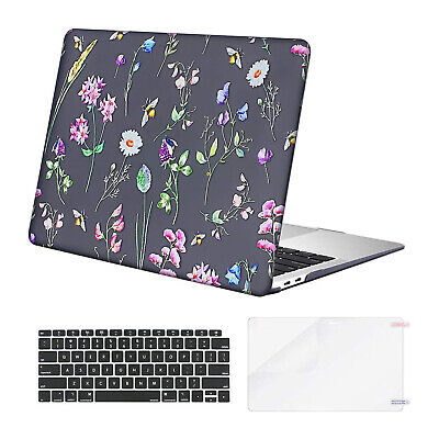 $17.99 • Buy Hard Cove Case For 2021 2020 MacBook Air 13 Inch A2337 M1 A2179 A1932 Shell