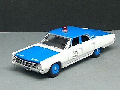 £11.59 • Buy 1967 Plymouth Fury New York City Police Car 1/64 Limited Edition Collectible Wh