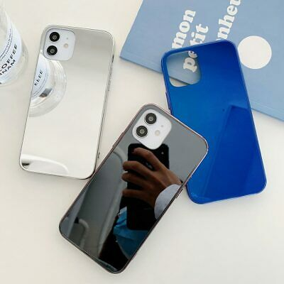 AU10.75 • Buy Case For IPhone 12 11 Pro Max XR X XS 6 7 8 Shockproof Glossy Mirror Back Cover