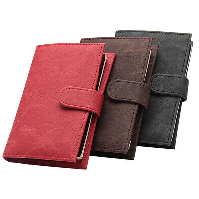 AU11.29 • Buy Travel Passport Card Wallet Holder Cover RFID Blocking Business Leather Purse