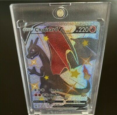 $18.99 • Buy Pokemon Card Lot 100 OFFICIAL TCG Cards Ultra Rare Included V, GX EX CHARIZARD ■