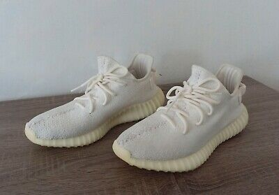 $ CDN339.89 • Buy Adidas Yeezy Boost 350 V2 Triple White - Size 9.5 (Pre-Owned)