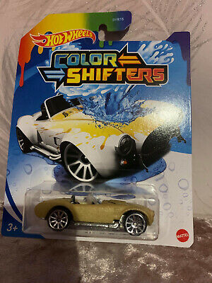 £7.99 • Buy Hot Wheels Shelby Cobra 427 Color Shifters Rare Brand New