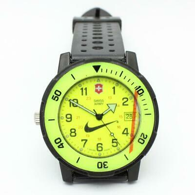£78.90 • Buy Victorinox Swiss Army 24298 STRIKER Andre Agassi Limited Edition Sample NIKE Ad