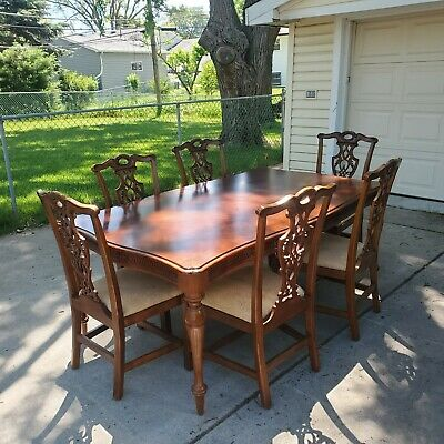 $450 • Buy Dining Room Table Set With 6 Chairs
