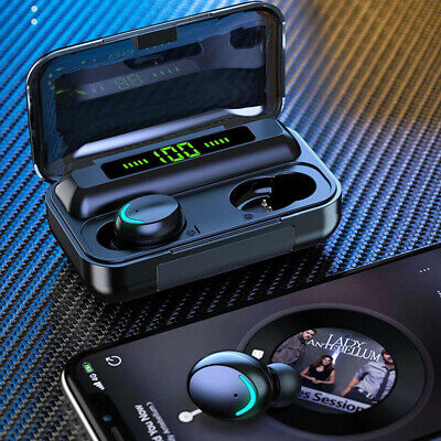 $ CDN19.74 • Buy Bluetooth Earbuds For Iphone Huawei Samsung Android Wireless Earphone Headset US