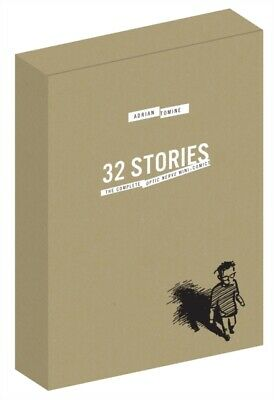 £12.49 • Buy Adrian Tomine 32 Stories Special Edition