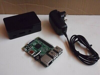£3.35 • Buy Raspberry Pi 2 Model B Quad Core CPU 900MHz 1GB RAM With Power Cable And SD Card