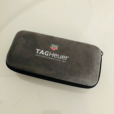 $ CDN27.70 • Buy 100% Authentic Suede Tag Heuer Watch Box / Travel Case
