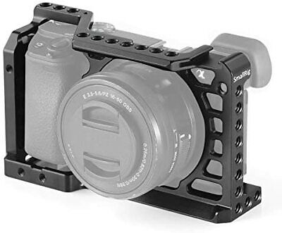 $ CDN102.11 • Buy SmallRig Sony A6500 / A6300 Dedicated Cage ILCE 6500 4K Camera Cage Lightweight