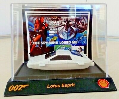 $ CDN8.64 • Buy Shell James Bond 007 Collection Diecast Lotus Esprit  The Spy Who Loved Me