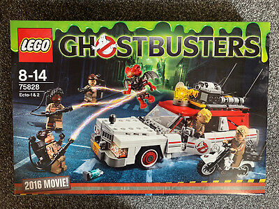 £80 • Buy LEGO Ghostbusters Ecto-1 & 2 (75828). Brand New. Factory Sealed.